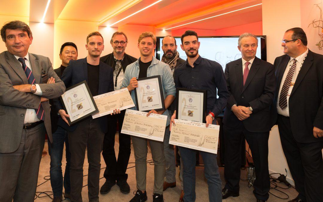 L'ISD RUBIKA remporte un trophée ACF de la mobilité du futur