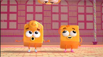 Projet Sweet Sugar Candyman animation 5ème année 2016