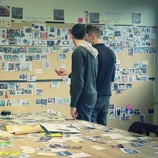 Workshop à l'ISD Rubika