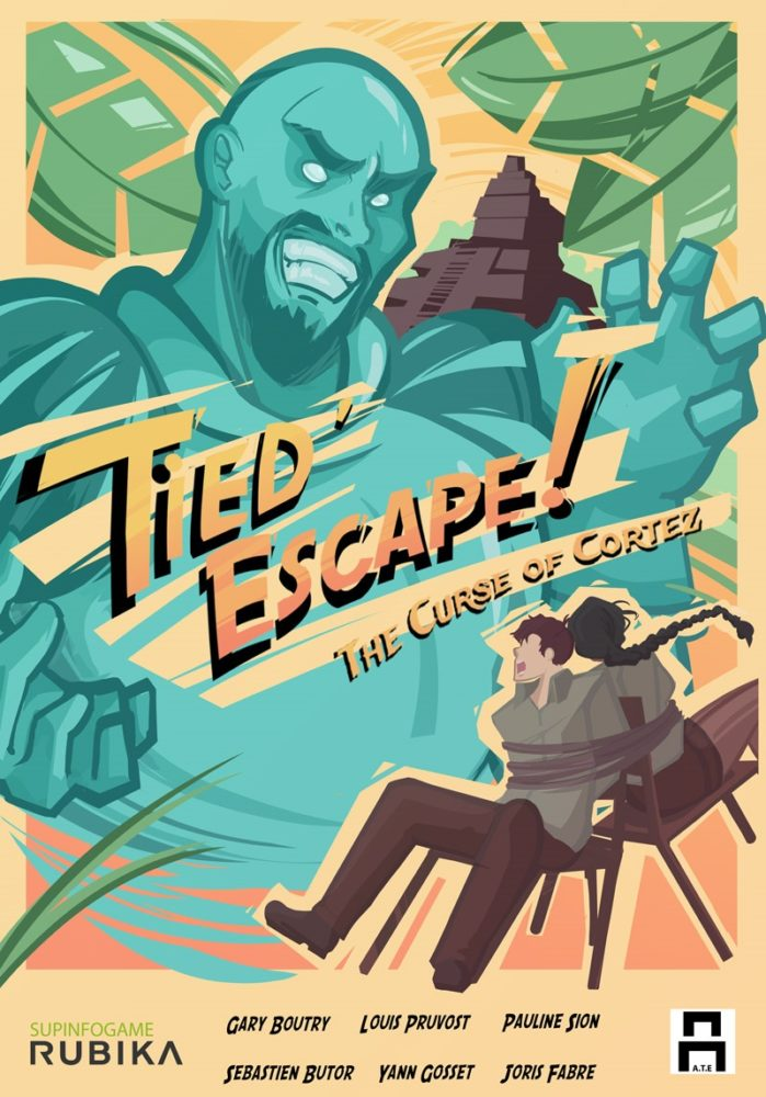 Affiche-tied-escape