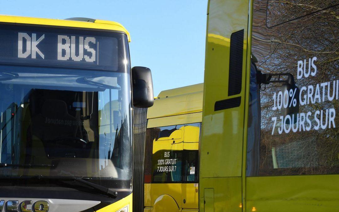 Valenciennes : transports gratuits pour les moins de 25 ans