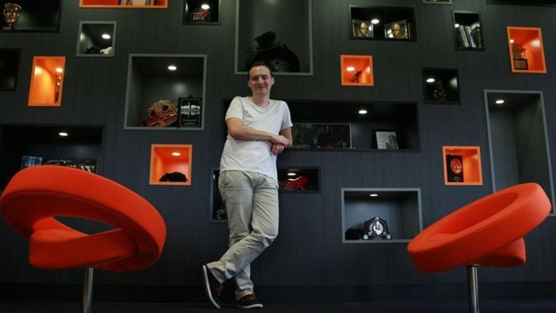 Maxime Maroukian (Arkane Studios): «Le jeu vidéo est un travail d'équipe»