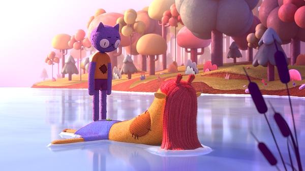 Découvrez STUFFED, Meilleur Film Étudiant au SIGGRAPH 2019