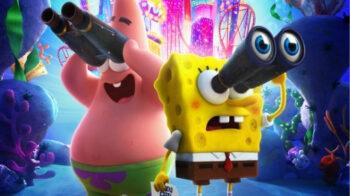 Interview of Geoffroy Collin (RUBIKA Animation 2019), Lighting Artist on «Sponge Bob, the film».